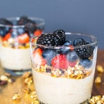 Protein Packed Buckwheat Cereal