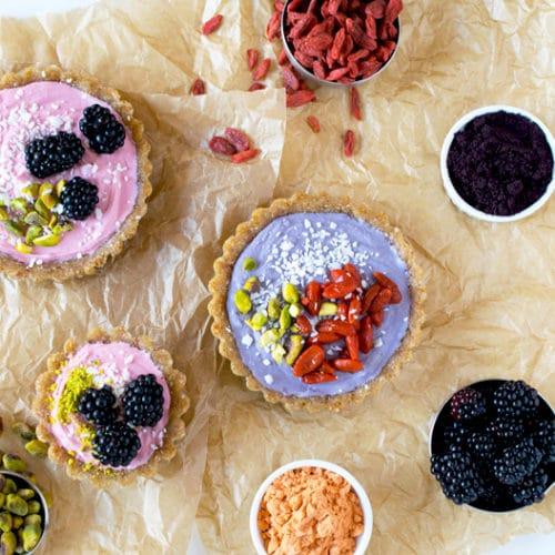 Goji Berry Tart