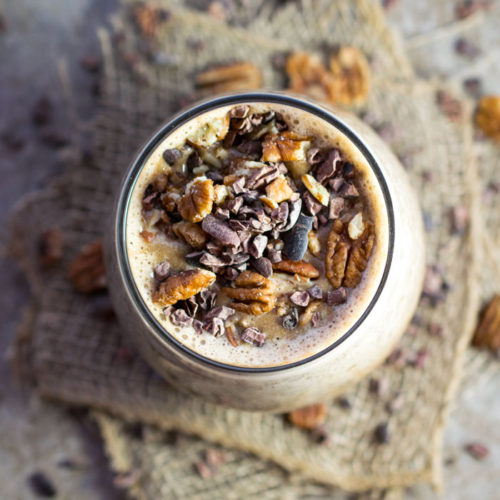 Cookie Dough Protein Smoothie