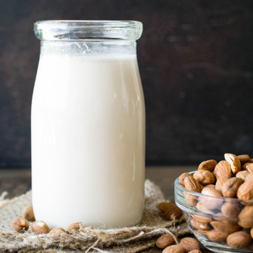 Basic Almond Milk Recipe