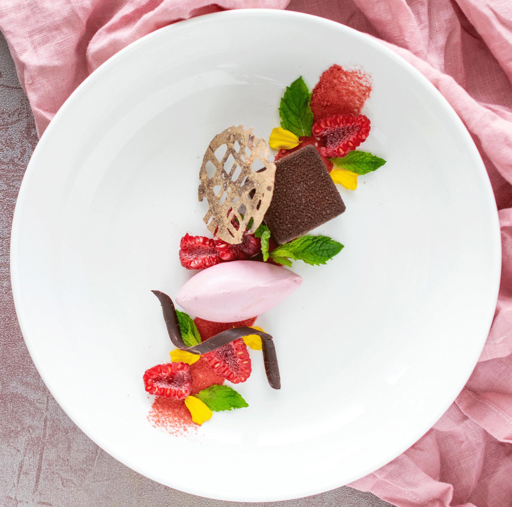 online raw desserts course